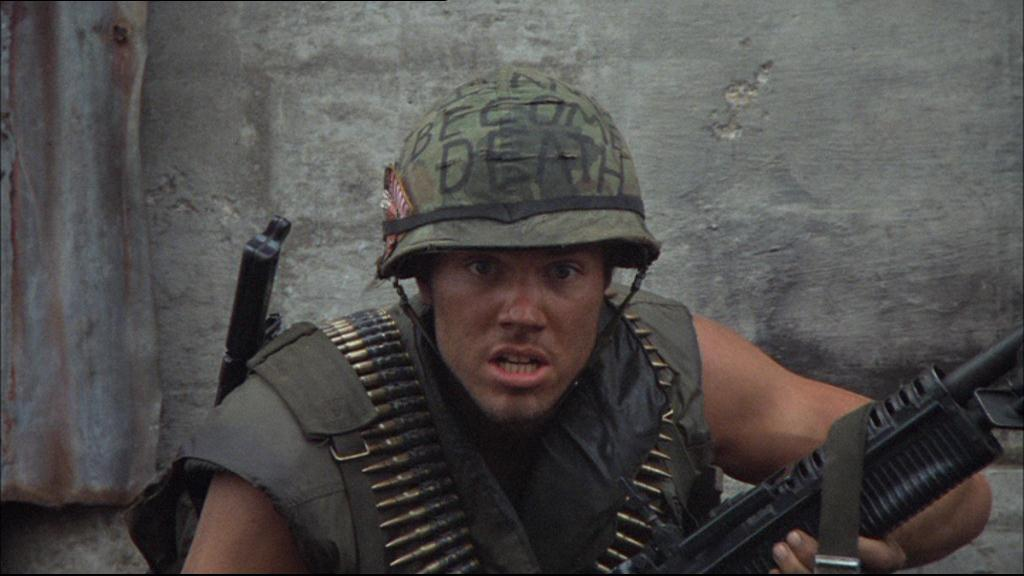 Adam Baldwin Images Adam Baldwin As Animal Mother In Full Metal