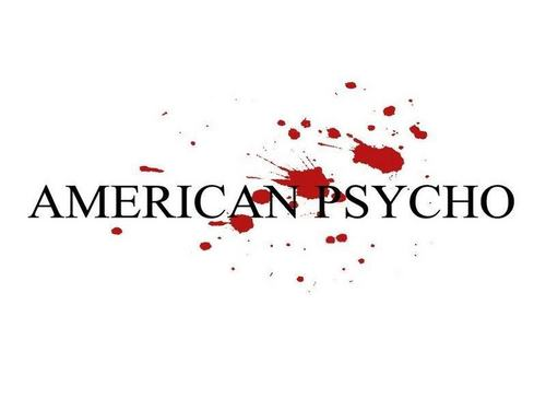 American Psycho Wallpaper