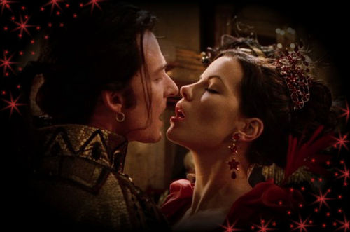 Anna and Dracula