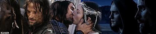 Viggo Mortensen Hintergrund entitled Aragorn