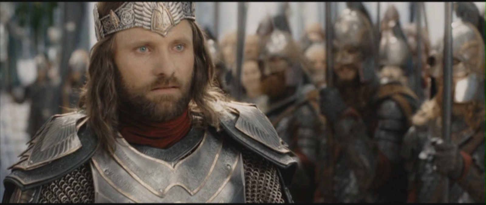 Return Of The King Aragorn Arwen and Aragorn - Lo...
