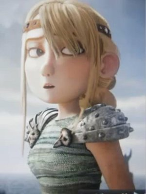 How to train your dragon astrid hot