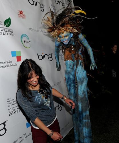 Avatar Cast at Earth siku Celebration (04.22.10)