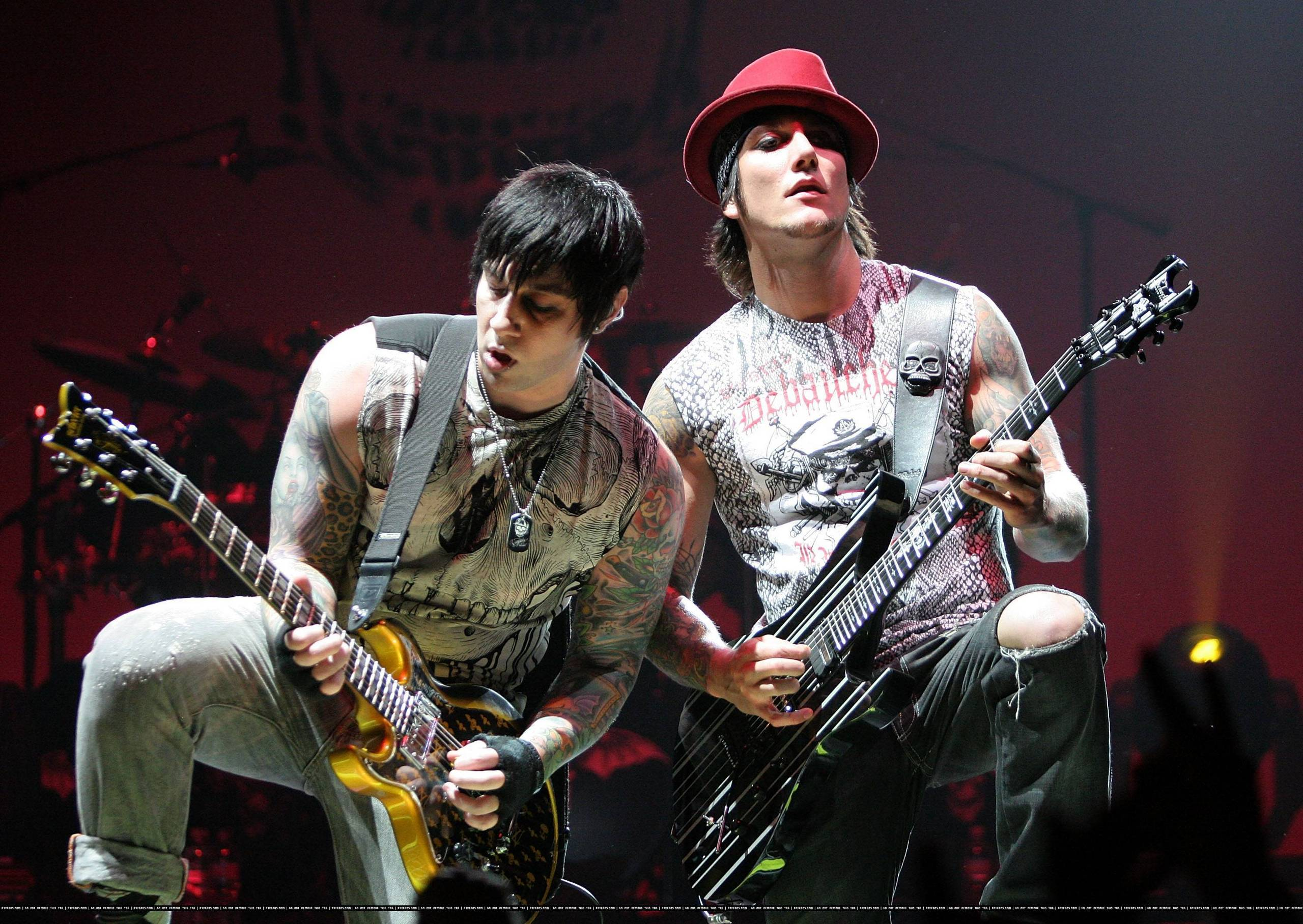 Avenged Sevenfold - Avenged Sevenfold Photo (11638785 ...