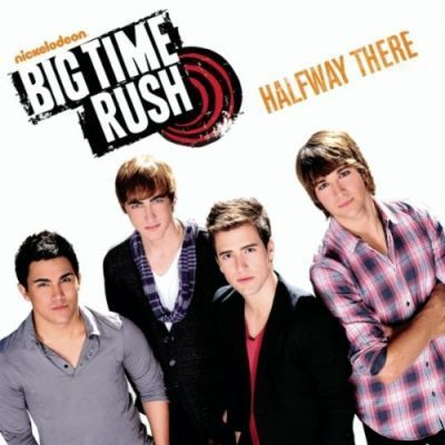 BTR Halfway There Cover