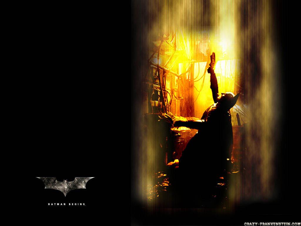 Batman Begins Fondo De Pantalla Batman Begins Fondo De