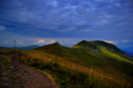 Bieszczady mountains in Poland - hiking photo