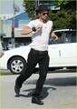 Cam Gigandet: Tanning Take-off - twilight-series photo