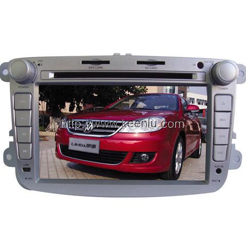 Car DVD GPS for VW Lavida