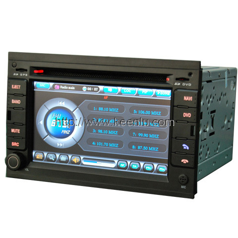 Car DVD GPS for VW Passat B5 / Golf IV
