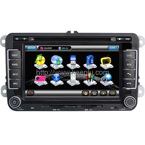 Car DVD GPS for VW / Skoda / نشست
