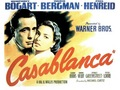 Casablanca movie poster - classic-movies fan art