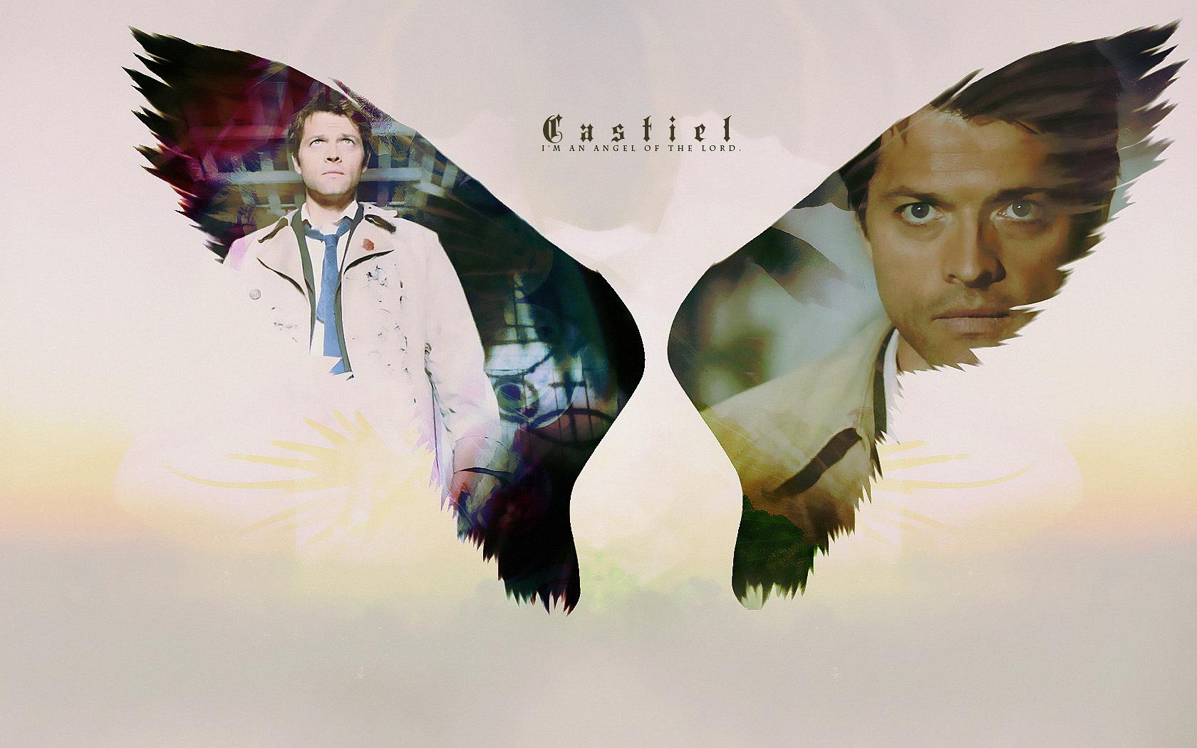 Castiel - Supernatural...