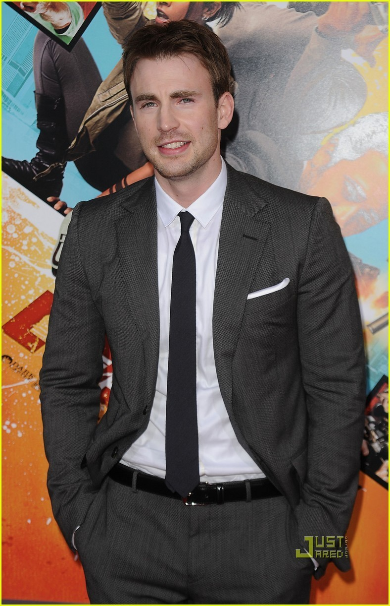 Chris Evans - Photo Colection