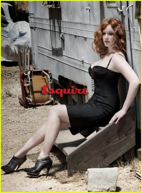Christina Hendricks: तरबूज Sexy