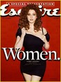 Christina Hendricks: watermeloen Sexy