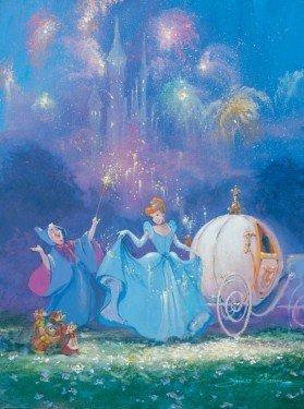 Cinderella wallpaper entitled Cinderella Art