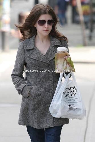 Coffee & Grocery Run in Vancouver [April 18]