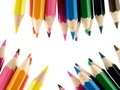 Colored Penceil Walpaper - pencils wallpaper