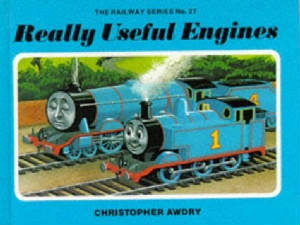 Cover of Really Useful Engines