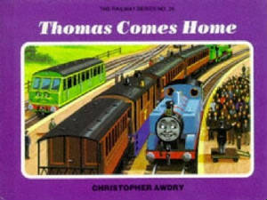 Cover of Thomas Comes Home