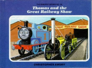 Cover of Thomas and the Great Railway Show