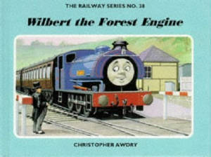 Cover of Wilbert the Forest Engine