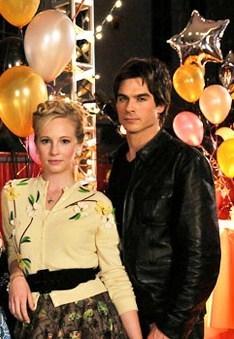 Damon & Caroline fifties