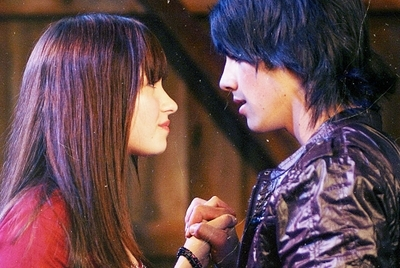 Demi & Joe - Camp Rock