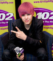Do u like Justin Bieber red hair?