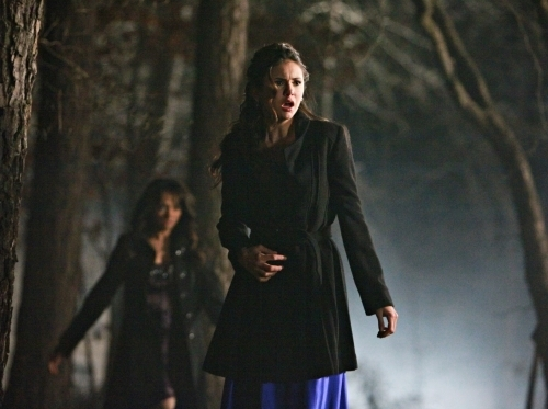 ELENA AND BONNIE!