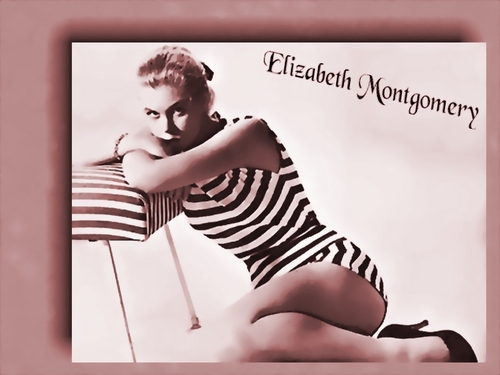 Elizabeth Montgomery đồ bơi, áo tắm