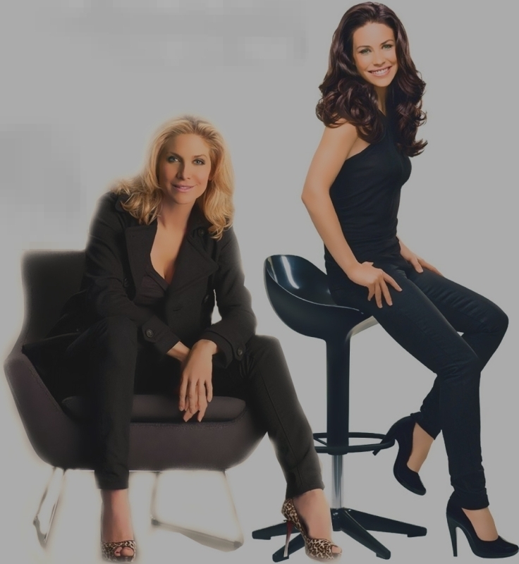 Evangeline and Elizabeth