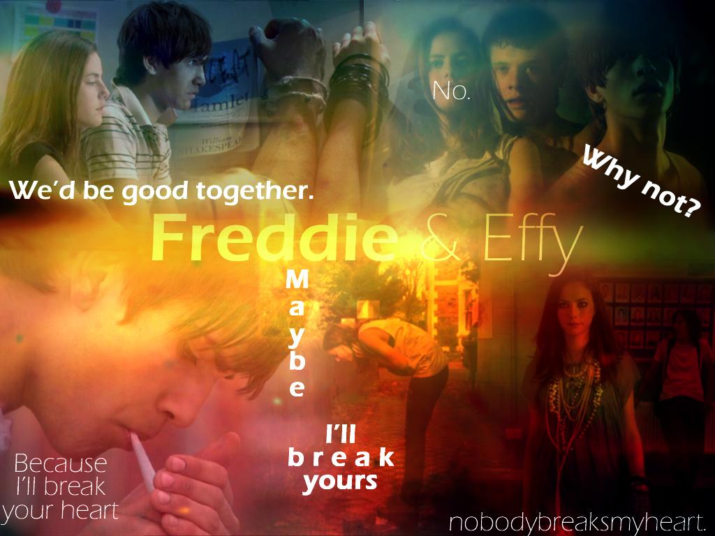 Freddie and Effy