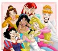 Funny disney Princesses