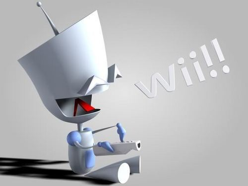 gir and the WII