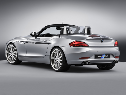 Bmw Images Hartge Bmw Z4 Hd Wallpaper And Background