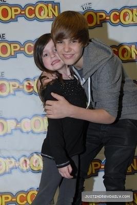 Haha lucky girl
