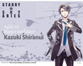 Happy birthday Kazuki! - starry-sky wallpaper