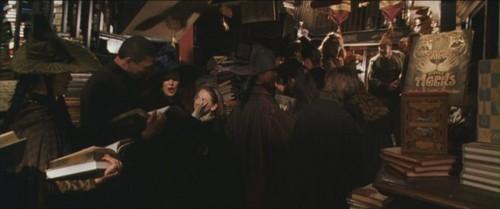 Harry et Hermione karatasi la kupamba ukuta called Harmony - Chamber of Secrets