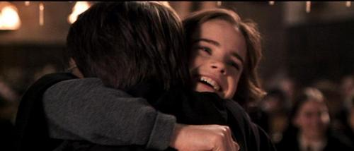 Harmony - Chamber of Secrets - harry-and-hermione Screencap