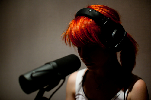 Paramore achtergrond entitled Hayley