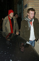 Heath and Simon Baker 2004 Sundance Film Festival