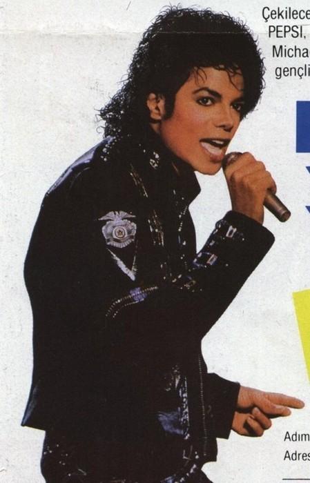 I love you, Michael!