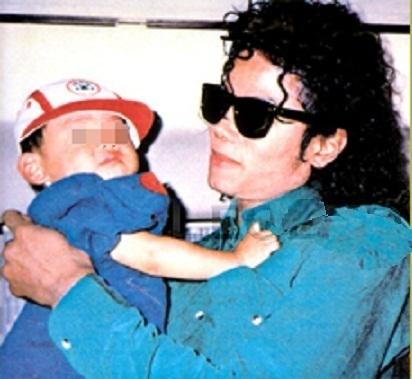 I Cinta you, Michael!