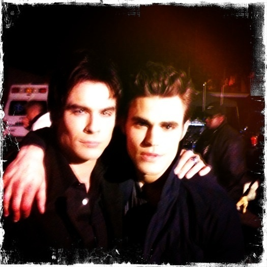Ian & Paul - the-vampire-diaries photo