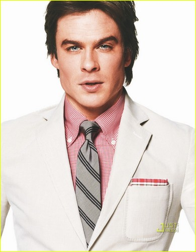 Ian Somerhalder: GQ Magazine Man! - ian-somerhalder Photo
