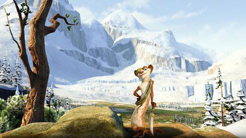 Ice Age- Buck