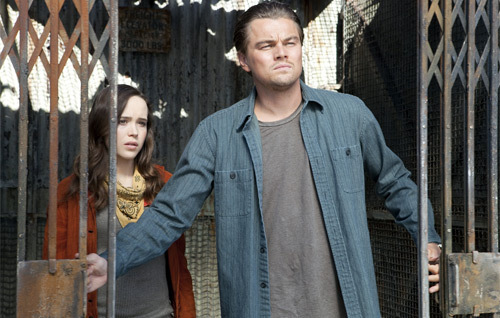 Inception - New Promo Pics