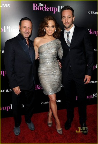 Jennifer Lopez: LA Premiere of 'Back-up Plan!'